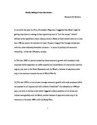 thumnail for FernandoSotelinoBrazilFailingtoTurntheCorner.pdf