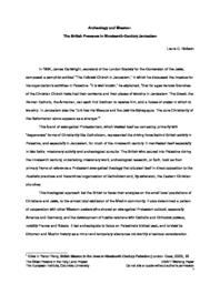 thumnail for Robson_Archeology_and_Mission.pdf