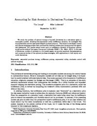 thumnail for RiskAverseTiming14.pdf