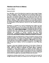 thumnail for Elections_and_Power_in_Belarus.pdf