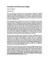 thumnail for Revolution_and_Democracy_in_Egypt.pdf