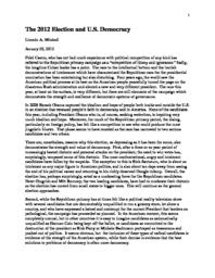 thumnail for The_2012_Election_and_U.S._Democracy.pdf