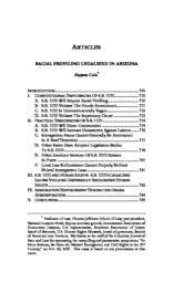 thumnail for Cohn_Racial_Profiling_Legalized_in_Arizona_April_20121.pdf
