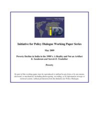 thumnail for IPD_WP_Poverty_Decline_in_India.pdf
