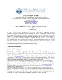 thumnail for Profiles_Germany_OFDI_2012.pdf