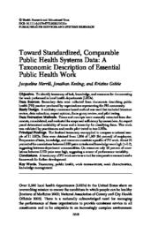 thumnail for Taxonomy_Published_Article.pdf