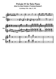 thumnail for Prelude__4_for_Solo_Piano.pdf