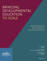 thumnail for Bringing_Developmental_Education_to_Scale_FR.pdf