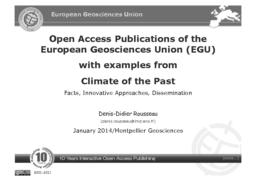 thumnail for EGU_Open_Access_CP_03012014.pdf