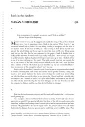thumnail for Idols.pdf