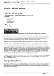 thumnail for 2014-05-02_-_Dictators_without_borders.pdf