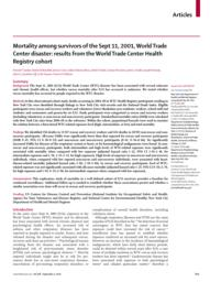 thumnail for Jordan_2011_Mortality_Lancet.pdf