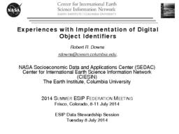 thumnail for DownsExperImplementDOIsFinal20140708.pdf