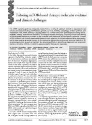 thumnail for 2013_Pharmacogenomics_mTOR.pdf