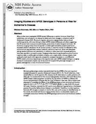 thumnail for Scarmeas-2006-Imaging studies and APOE genotyp.pdf
