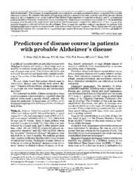 thumnail for Predictors of disease course in patients with.pdf