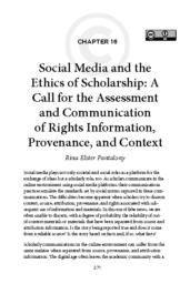 thumnail for Chapter 16. Social Media and the Ethics of Scholarship.pdf