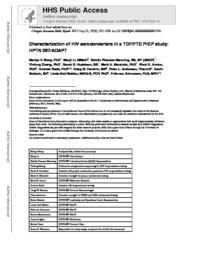 thumnail for HIV seroconverters PrEP HPTN 067-ADAPT.pdf
