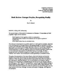 thumnail for Hackett-CSAS-09-1996-Dreyfus_BookReview.pdf