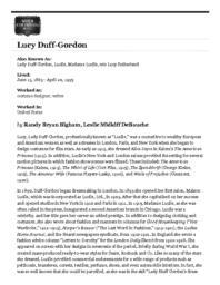 thumnail for Duff-Gordon_WFPP.pdf
