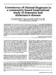thumnail for Schofield-1995-Consistency of clinical diagnos.pdf