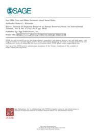 thumnail for Klitzman_The reporting of monetary compensation in research articles.pdf