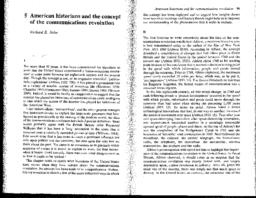 thumnail for American historians and the concept of the communications revolution.pdf