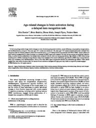 thumnail for Age-related changes in brain activation during.pdf