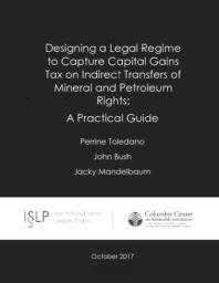 thumnail for Designing a legal regime to capture capital gains tax- CCSI - ISLP - Oct 2017 (1).pdf