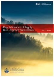 thumnail for Reputational-and-Integrity-Due-Diligence-on-Investors.pdf