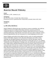 thumnail for Tildesley_WFPP.pdf