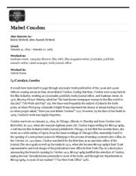 thumnail for Condon_WFPP.pdf