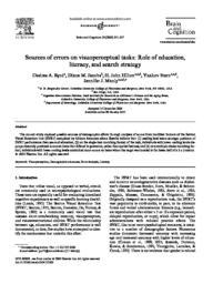 thumnail for Byrd-2005-Sources of errors on visuoperceptual.pdf