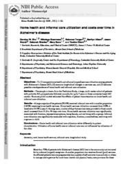 thumnail for Home health and informal care utilization and.pdf