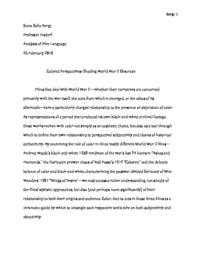 thumnail for Bergt _Colored Perspectives_essay.pdf
