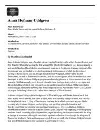 thumnail for Hofman-Uddgren_WFPP.pdf