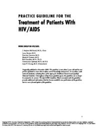 thumnail for Practice Guideline for the treatment of patients with HIV-AIDS.pdf