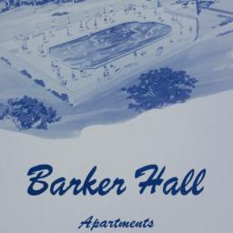 Barker Hall, 2285 Barker Av...