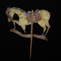 Horse Rod Puppet