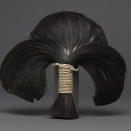 Japanese Wig For A Puppet