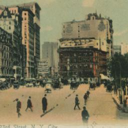 Broadway and 23rd Street, N...