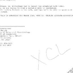Correspondence, 2006-02-16....