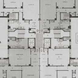 171 W. 79 Street, Plan Of T...