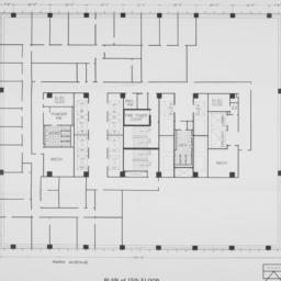 270 Park Avenue, Plan Of 15...