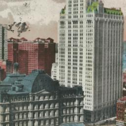 Woolworth Building Seen fro...