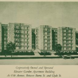Harvey Garden Apartments, 6...