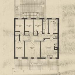 Janitor's floor plan. Rivin...
