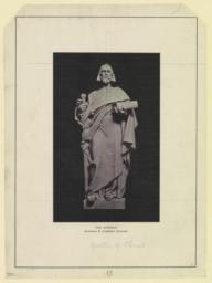 The Apostle. Augustus H. Lukeman, sculptor