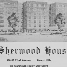 The     Sherwood House, 110...