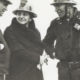 Photograph of Frances Perki...